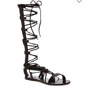 RAYE Shea leather Gladiator Sandals size EU 40